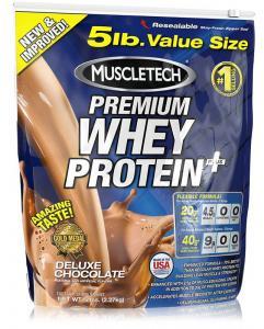 100% Premium Whey Protein 2270 г Muscletech