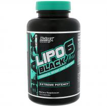 Lipo-6 Black Hers Ultra Powerful 120 капс Nutrex