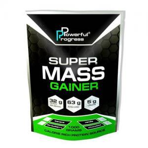Super Mass Gainer 1000 г Powerful Progress