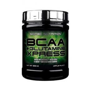 Scitec Nutrition BCAA+Glutamine Xpress 300 г