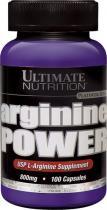 Arginine power 100 капс Ultimate Nutrition