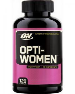Optimum Nutrition Opti-Women 120 капс