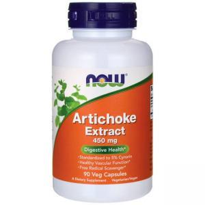Now Foods Artichoke Extract 450 мг 90 капс