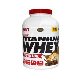 SAN 100% Pure Titanium Whey 2272 г