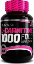 Biotech L-Carnitine 1000 60 таблеток