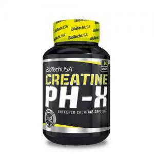 Biotech Creatine pH-X 90 капс