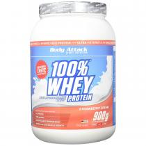 100% Whey Protein 900 г Body Attack
