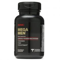 MEGA MEN Energy & Metabolism 90 каплет GNC