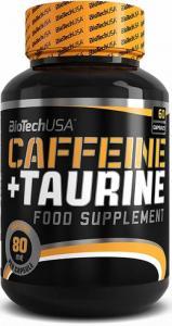Biotech Caffeine+Taurine 60 капс
