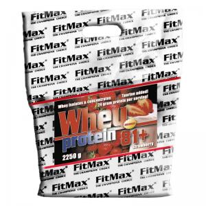 Whey Pro 81+ 2250 г FitMax