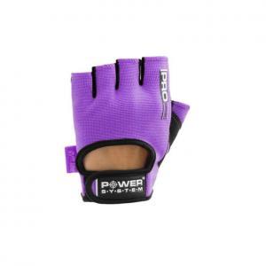 Перчатки Pro Grip PS-2250 фиолетовые Power System