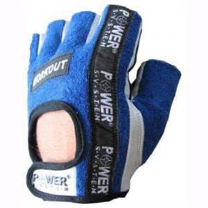 Перчатки Workout PS-2200 синие Power System