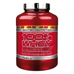 Scitec Nutrition 100% Whey Protein Prof. 2820 г