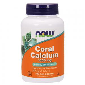 Now Foods Coral Calcium 1000 мг 100 капс