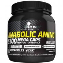 Olimp Anabolic Amino 5500 400 капс