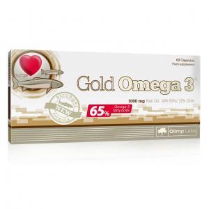 Olimp Gold Omega3 65% 60 капс