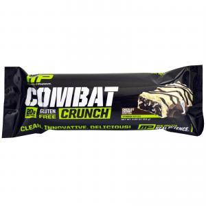 Combat Crunch Bar 63 г MusclePharm