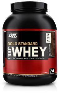 100% Whey Gold Standard 2270 г Optimum Nutrition
