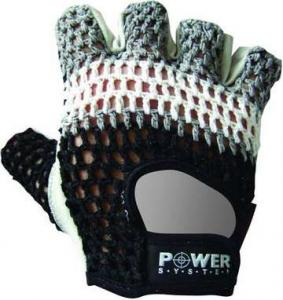Перчатки Basic PS-2100 серые Power System