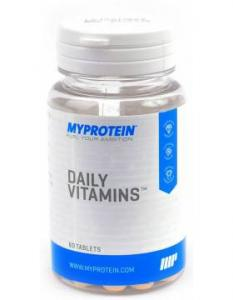 DAILY VITAMINS 60 капс My Protein