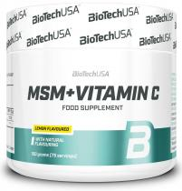 Biotech MSM+1500 Vitamin C 150 гр
