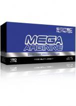 Scitec Nutrition Mega Arginine 120 капс