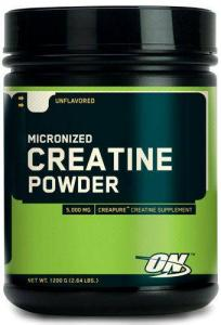 Optimum Nutrition Creatine Powder 1200 г