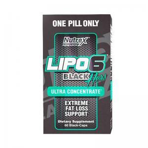Nutrex Lipo-6 Black Hers Ultra 60 капс