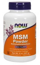 MSM Powder 227 г Now Foods