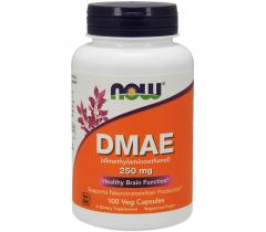 Now Foods DMAE 250 100 капс