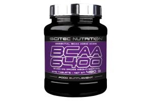 Scitec Nutrition BCAA 6400 375 таб