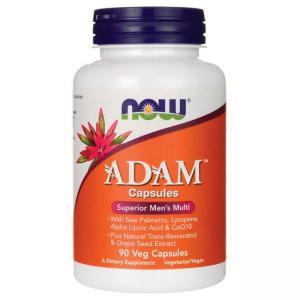 Now Foods ADAM (Veg Capsules) 90 капс Superior Mens Multi