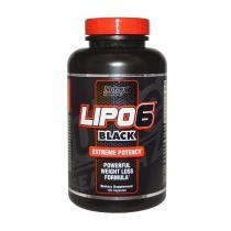 Lipo-6 Black Ultra 120 капс Nutrex