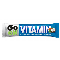 Baton Vitamin 50g GO ON Nutrition