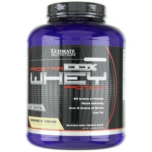 100% ProStar Whey Protein 2390 г Ultimate Nutrition