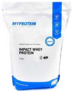 Impact Whey Protein 2500 г My Protein