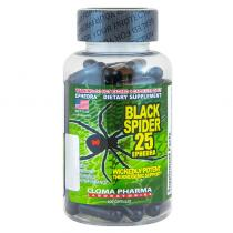 Cloma Pharma Black Spider 100 капс