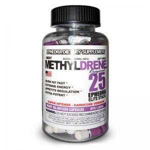 Cloma Pharma Methyldrene 25 Elite 100 капс
