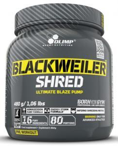 Olimp Blackweiler Shred 480 гр